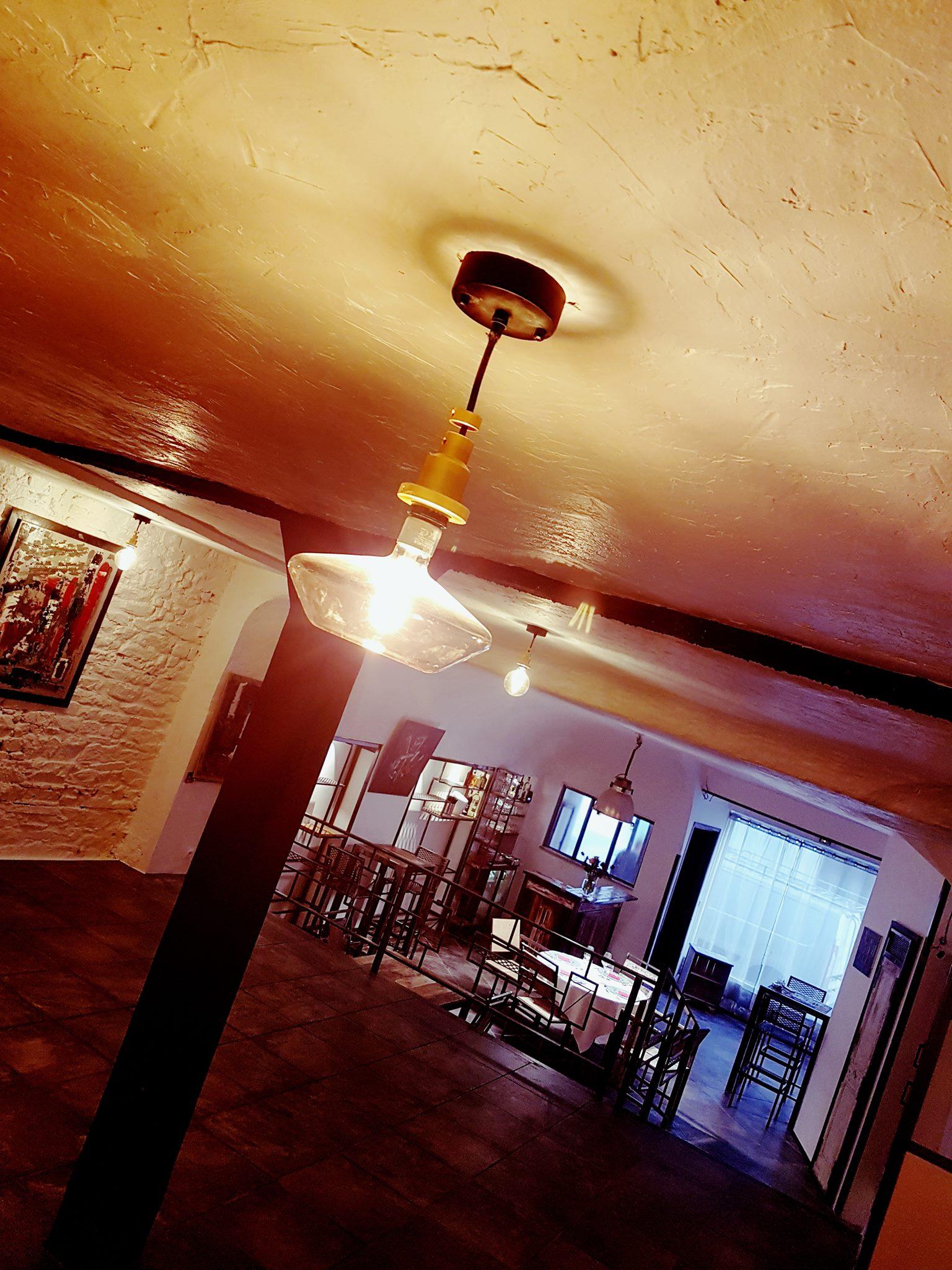 intérieur Bistrot d'Aristide