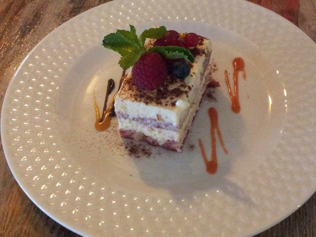 dessert restaurant Bistrot d'Aristide