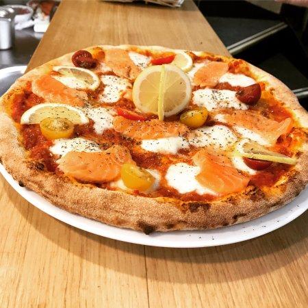 pizza La Nonna Lilia