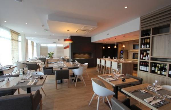 restaurant gastronomique Le Georges vannes
