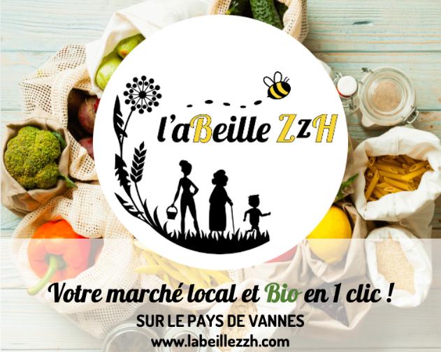 l'aBeille ZzH votre marché local et bio en 1 clic