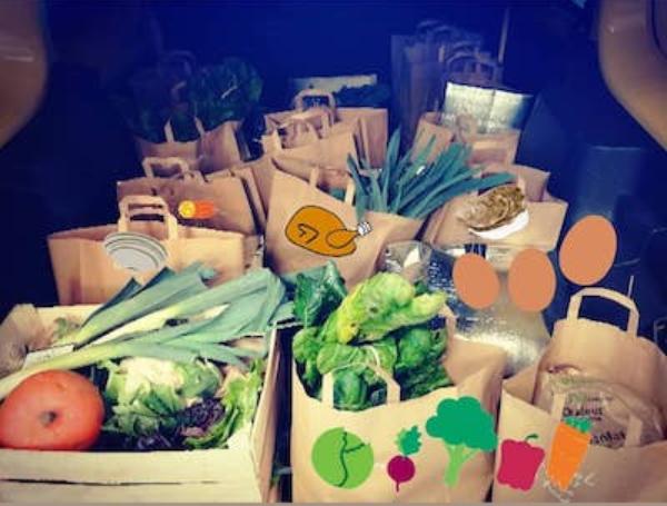 sacs de courses locales et bio