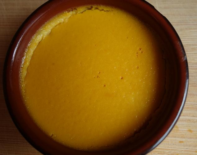 crème au caramel au beurre salé