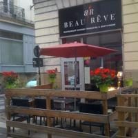 restaurant Beau reve Nantes Egyptien repas