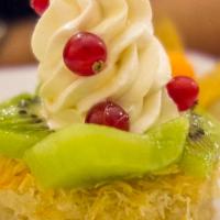 dessert Beau reve Nantes restaurant egyptien