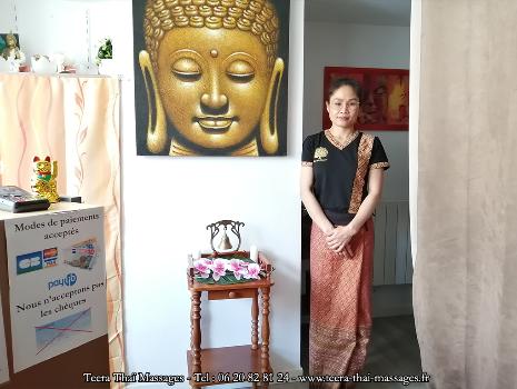 Salon de Massages Thaïlandais à Vannes