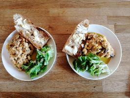 repas sain et recette facile