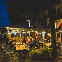 street food london Nantes cafe terrasse
