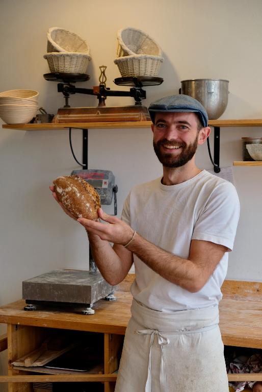 La petite boulange Vannes, boulangerie bio LaBonApp éthique et solidaire l'abeille Zzh