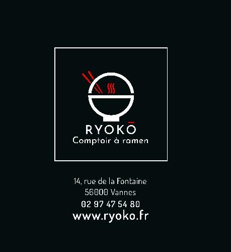 Informations, Ryoko, Ramen, Vannes