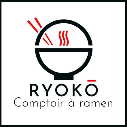 Logo Ryoko - comptoir à ramen
