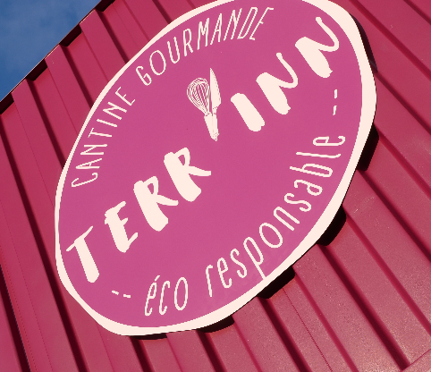 restaurant vente à emporter terr inn vannes livraison bio local