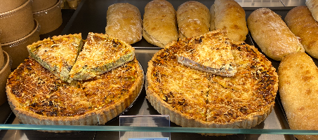 tartes salées