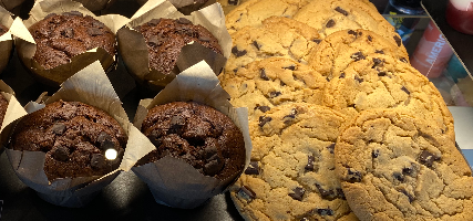 cookies muffin