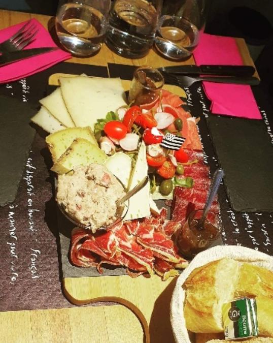 Local Restaurant Vannes Labonapp bibovino
