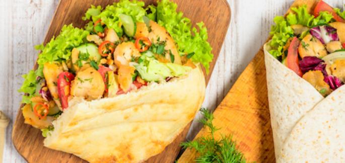 La Ruche meilleur Kebab de Vannes restaurant LaBonApp