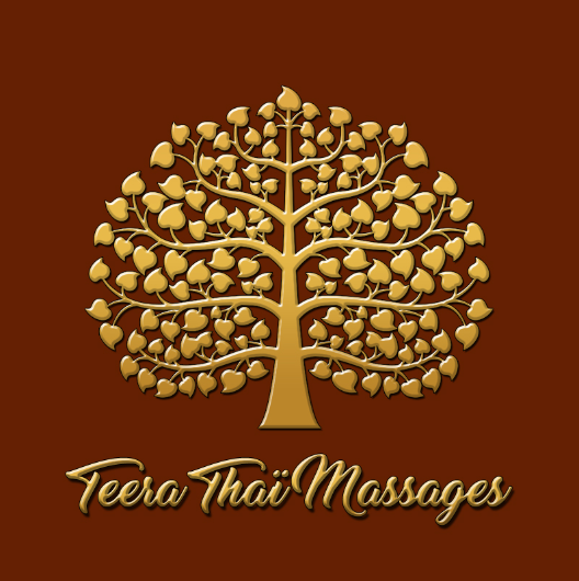 Logo Teera Thaï Massages