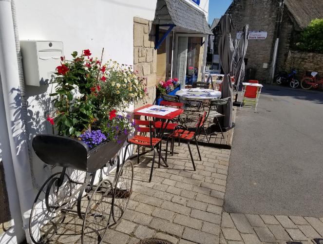 Restaurant L'ile aux moines LaBonApp Click and colllect