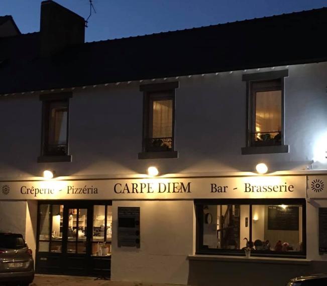 Carpe Diem, CReperie, pizzeria à Vannes LaBonApp