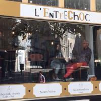 centre-ville bar a chocolat Restaurant solidaire salon de the Sympa