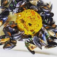 fruits de mer crustaces aliments moule crustace