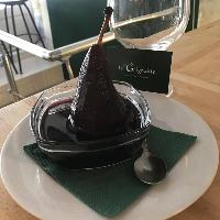 dessert poire au vin poire