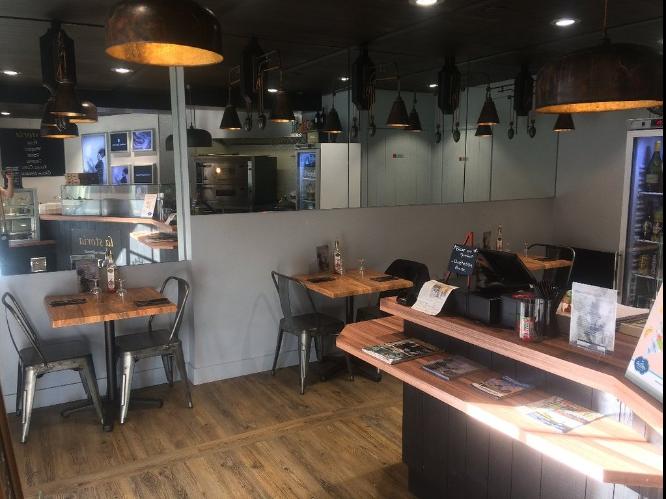 La storia, restaurant Pizzéria solidaire Labonapp salle Saint malo intramuros
