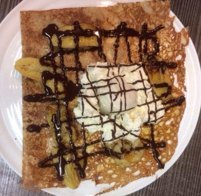 Crepe otarie creperie l'ilot galette Vannes restaurant solidaire
