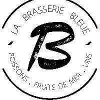 LOGO BRASSERIE BLEUE