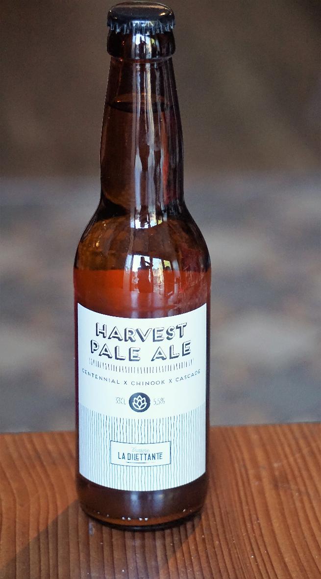 Bière locale et bio brasserie la dilettante