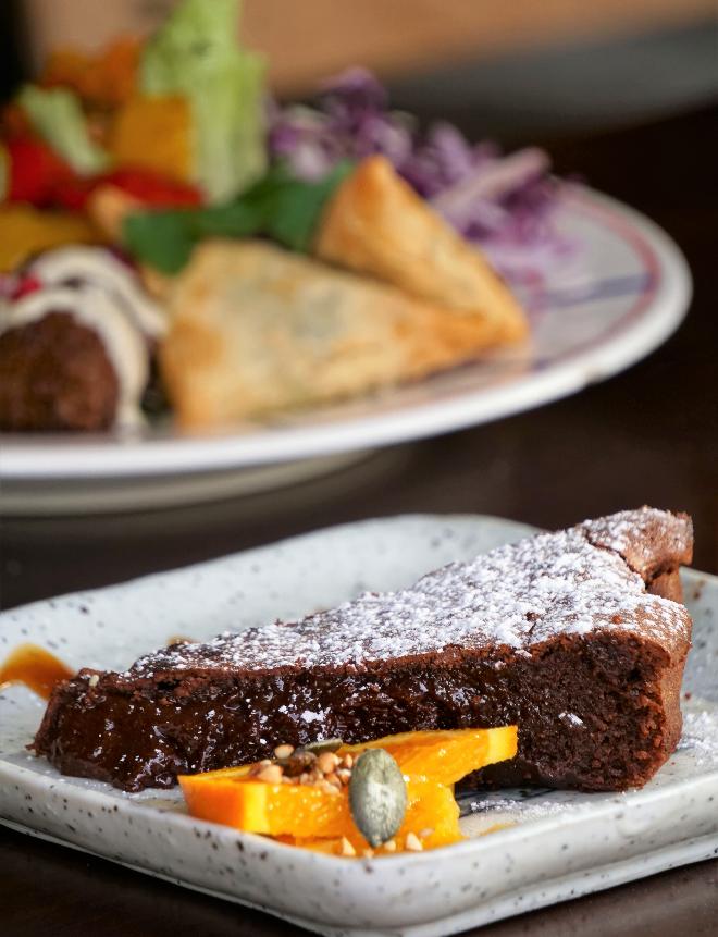 moelleux au chocolat dessert maison Labonapp