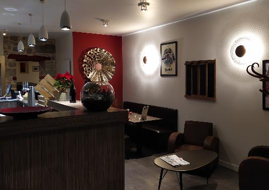 Bar & 1ère salle