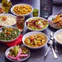 libanais repas liban byblos houmous