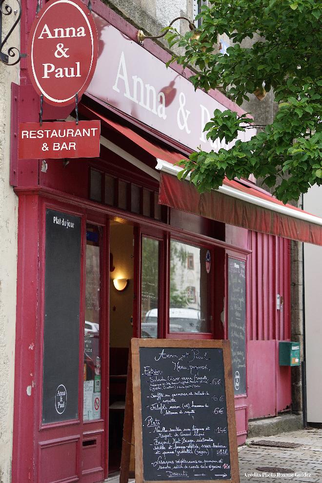 Anna et Paul Vannes restaurant solidaire Labonapp