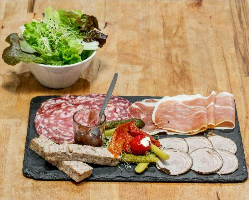 Planches charcuterie