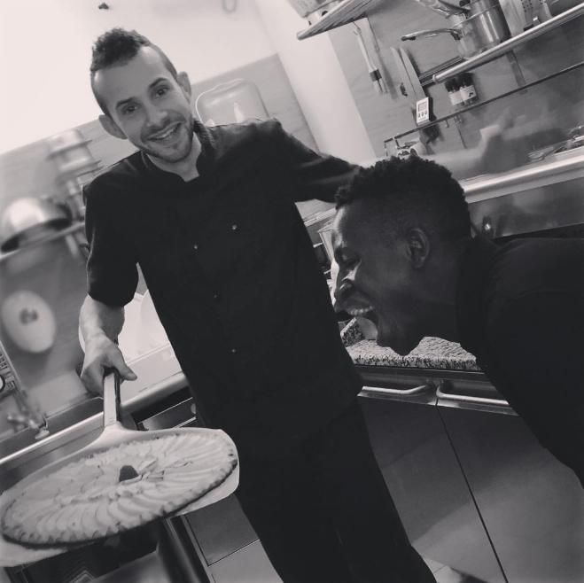 Equipe restaurant italien vannes Labonapp