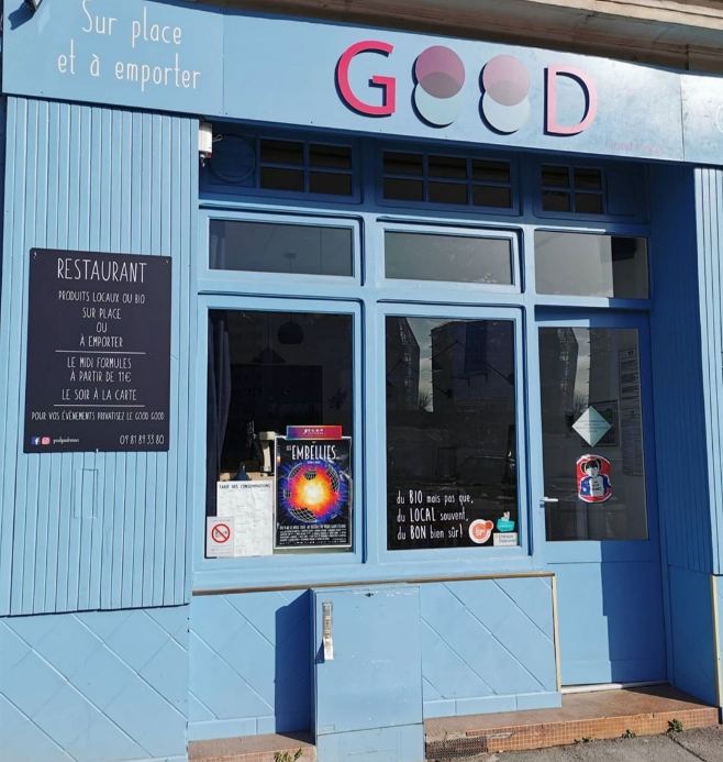 restaurant Good good rennes Labonapp
