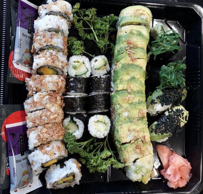 Sushi pearl Vannes