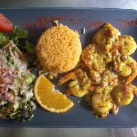 Crevettes spéciales