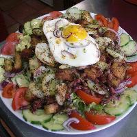 Salade des Calepieds