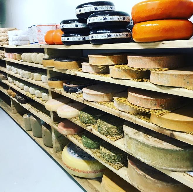 affinage fromage à vannes Labonapp kerouzine